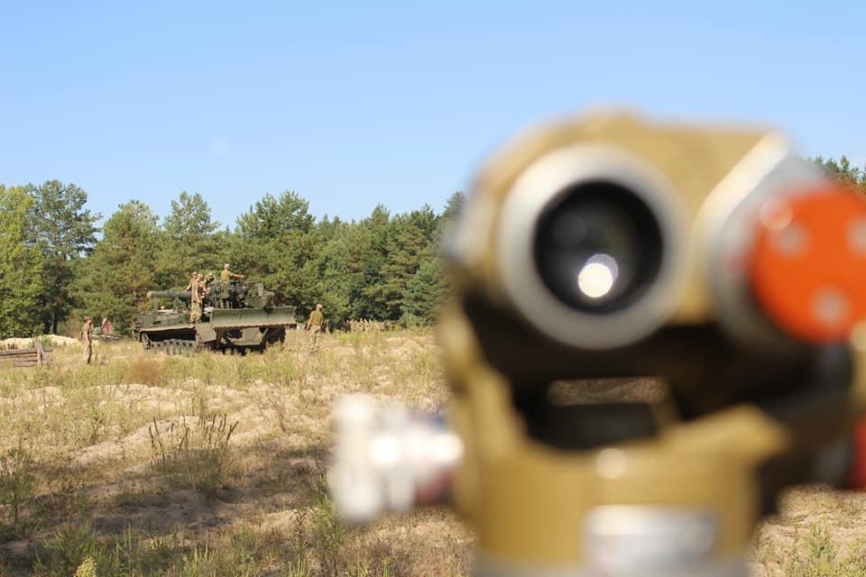 Фото: 43 Окрема артилерійська бригада